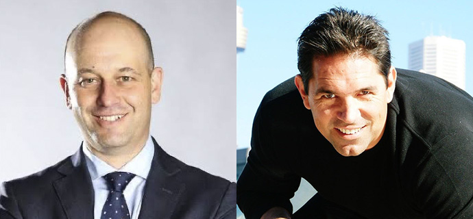 Lunch with Todd Greenberg and Colin Scotts